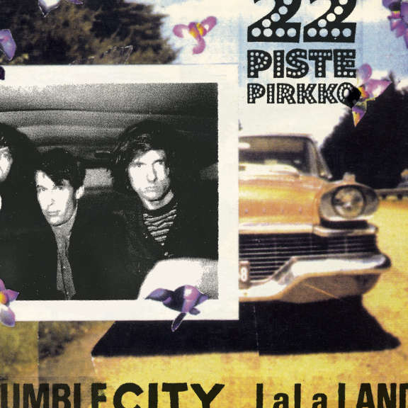 22 Pistepirkko Rumble City LaLa Land LP 2019
