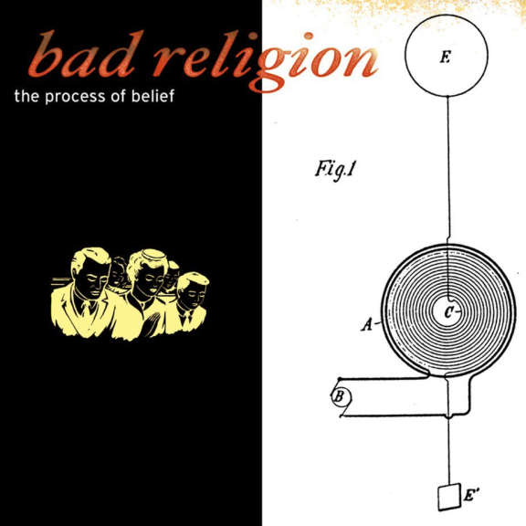 Bad Religion Process of belief (Coloured) LP 2019