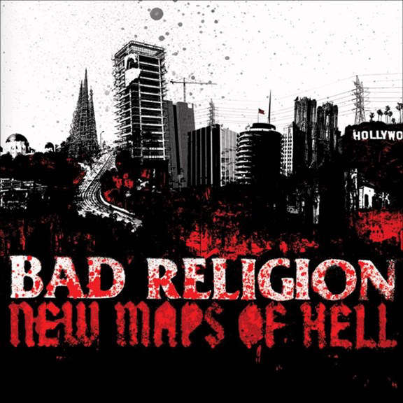 Bad Religion New Maps of Hell LP 2019