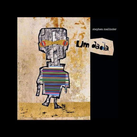 Stephen Mallinder Um Dada (Black) LP 2019