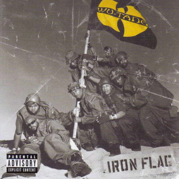 Wu-Tang Clan Iron Flag Oheistarvikkeet 0