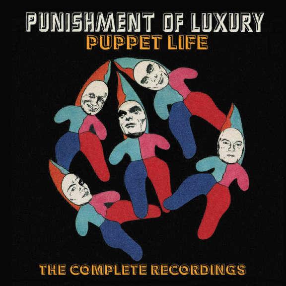Punishment of Luxury Puppet Life (5 CD) Oheistarvikkeet 2019
