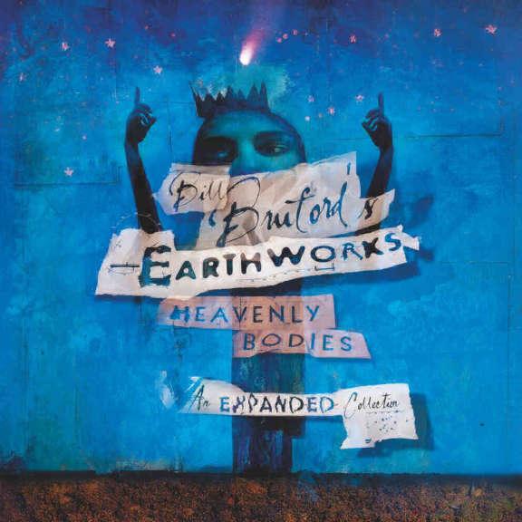 Bill Bruford's Earthworks Heavenly Bodies Oheistarvikkeet 2019