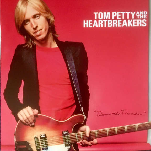 Tom Petty & the Heartbreakers Damn the Torpedoes LP 2016