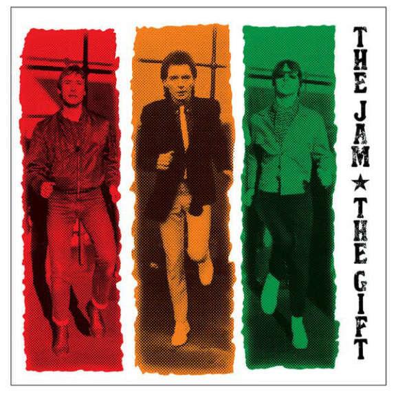 Jam The Gift LP 2014