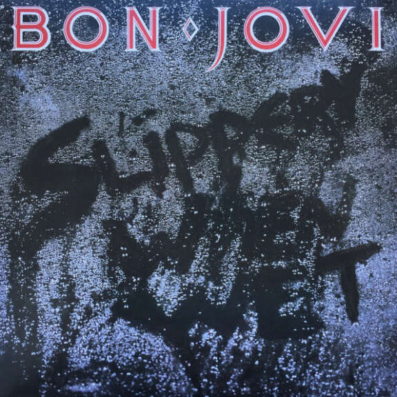 Bon Jovi Slippery When Wet LP 2016