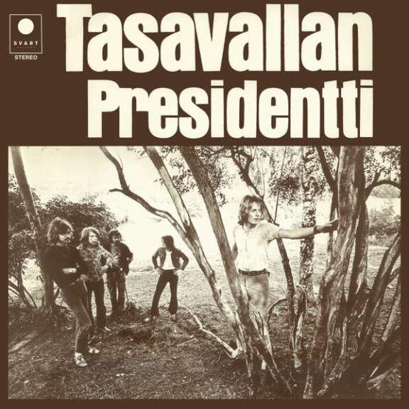 Tasavallan Presidentti II   LP 2019