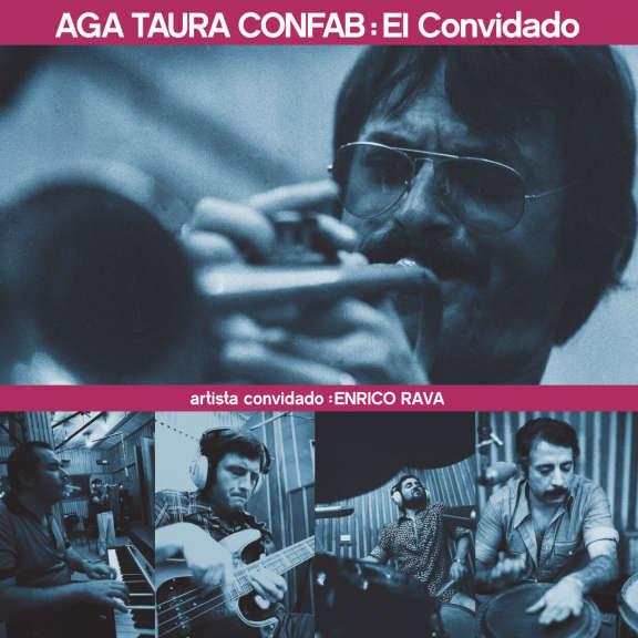 Enrico Rava & Aga Taura Confab El Convidado LP 2019