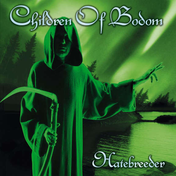 Children of Bodom Hatebreeder (green) LP 0