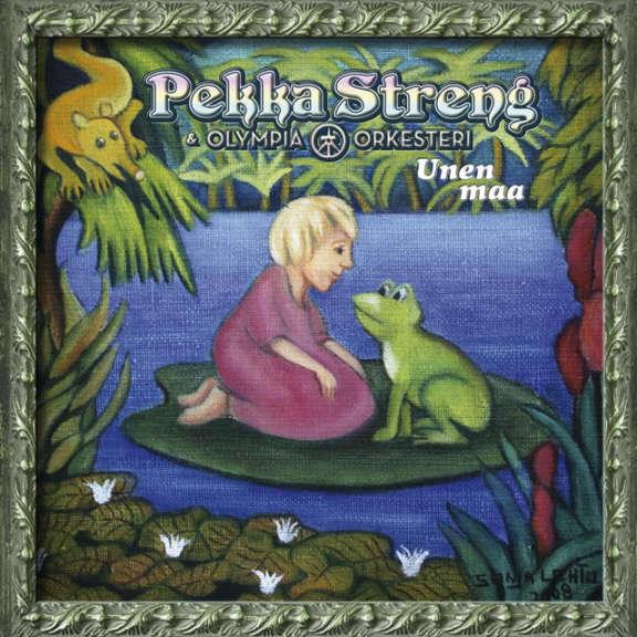 Pekka Streng & Olympia-orkesteri Unen maa LP 2019