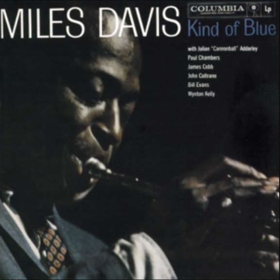 Miles Davis Kind of Blue (Columbia) LP 2015
