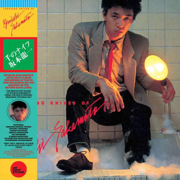 Ryuichi Sakamoto Thousand Knives Of LP 2019