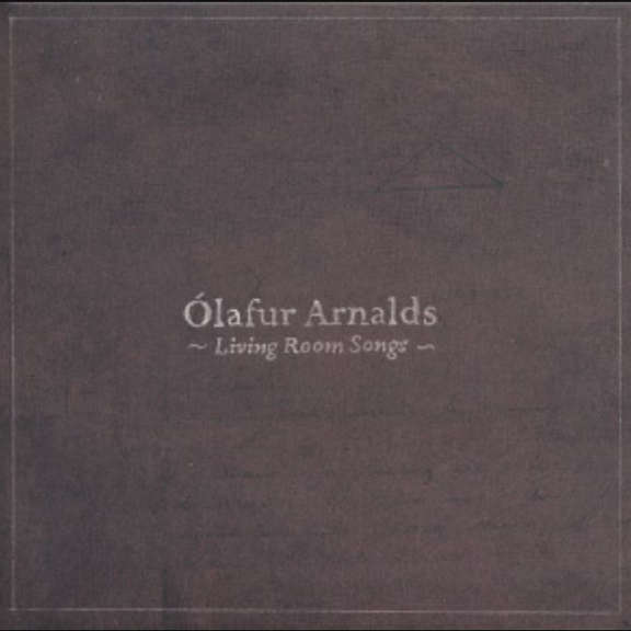 Olafur Arnalds Living Room Songs 10'' LP 2011