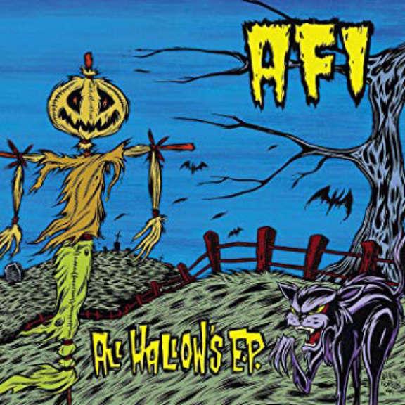 AFI All Hallow's EP LP 2019