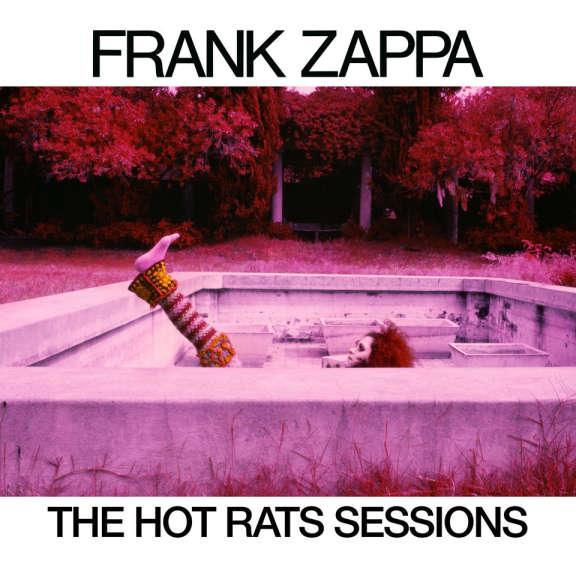 Frank Zappa Hot rats Sessions (6CD) Oheistarvikkeet 2019