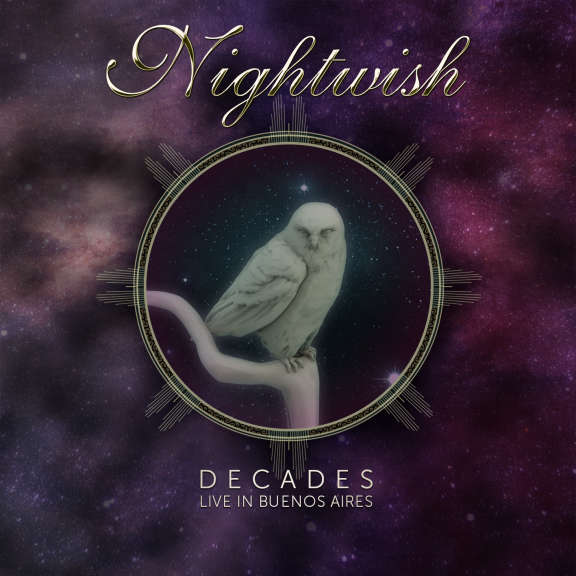 Nightwish Decades: Live in Buenos Aires  LP 2019