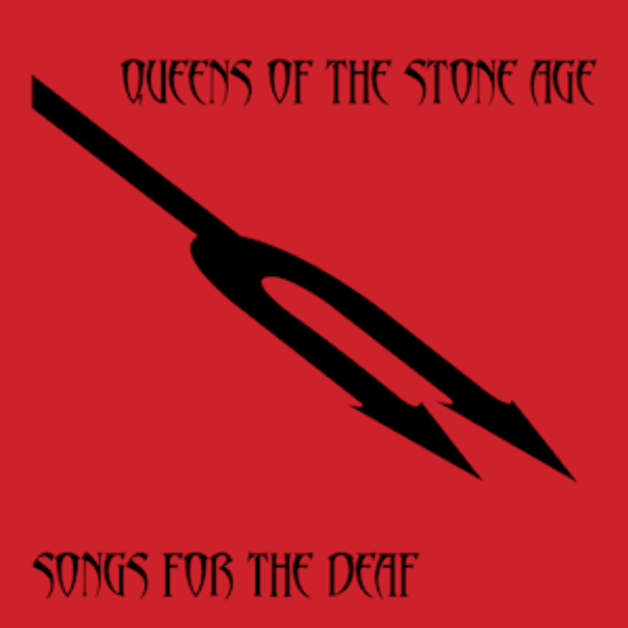 Queens Of The Stone Age Songs for the deaf LP 2019