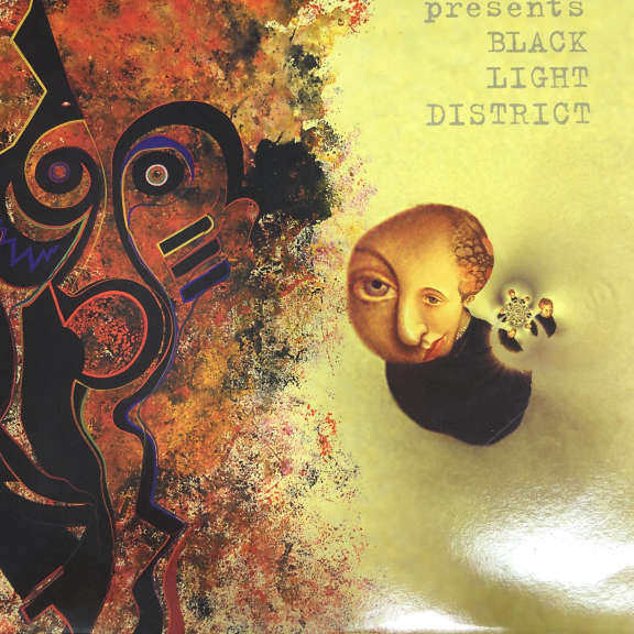 Coil Presents Black Light District A Thousand Lights In A Darkened LP 1996