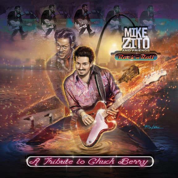 Mike Zito Tribute To Chuck Berry Oheistarvikkeet 2019