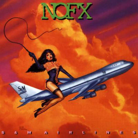 NOFX S&M Airlines Oheistarvikkeet 2019