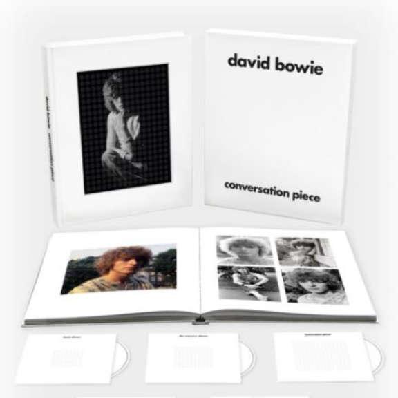 David Bowie Conversation Piece Oheistarvikkeet 2019