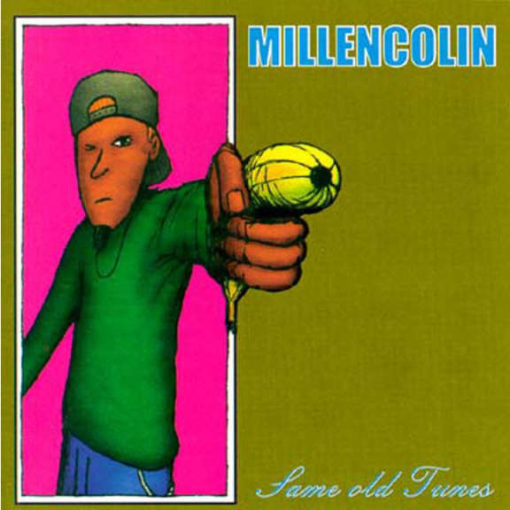 Millencolin Same Old Tunes (Limited Edition) LP 2019