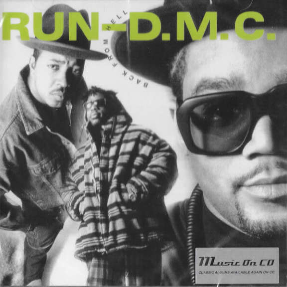 Run DMC Back from Hell Oheistarvikkeet 0