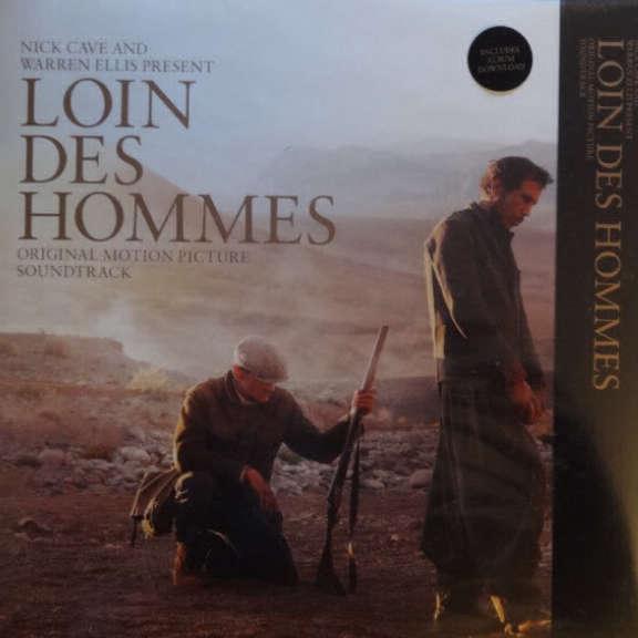 Nick Cave & Warren Ellis Loin Des Hommes LP 2015