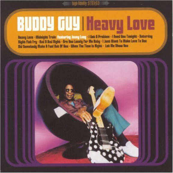 Buddy Guy Heavy Love LP 2019
