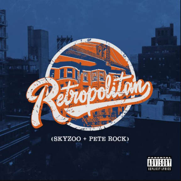 Skyzoo & Pete Rock Retropolitan (Ltd) LP 2019