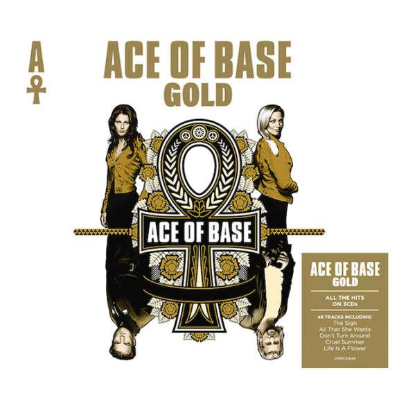 Ace of Base Gold Oheistarvikkeet 2019