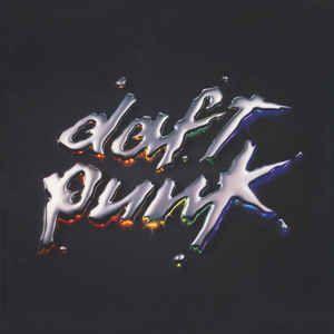 DAFT PUNK Discovery 2LP (UUSI LP) LP undefined
