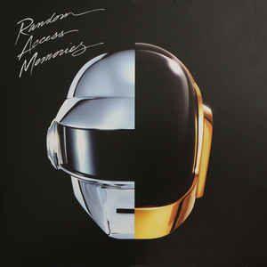 DAFT PUNK Random Access Memories 180G, 2LP (UUSI LP) LP undefined