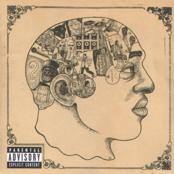 Roots Phrenology Oheistarvikkeet 0