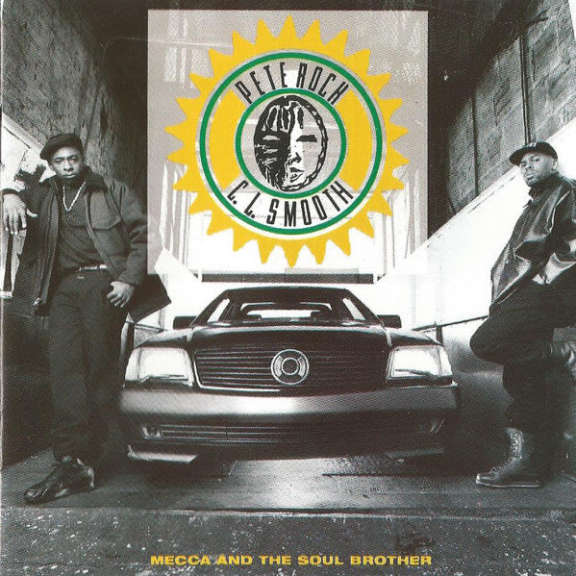 Pete Rock & C.L. Smooth Mecca And the Soul Brother Oheistarvikkeet 0