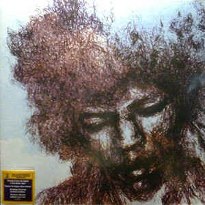 JIMI HENDRIX The Cry Of Love 180G (UUSI LP) LP undefined