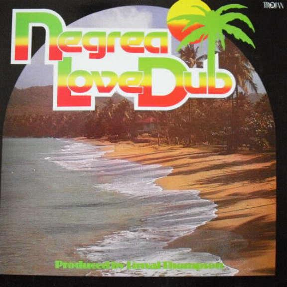 Linval Thompson Negrea Love Dub LP 2019
