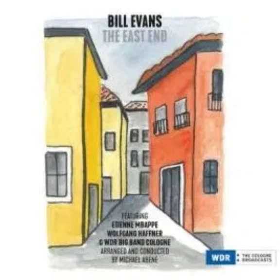 Bill Evans ft. WDR Big Band Cologne The East End LP 2019