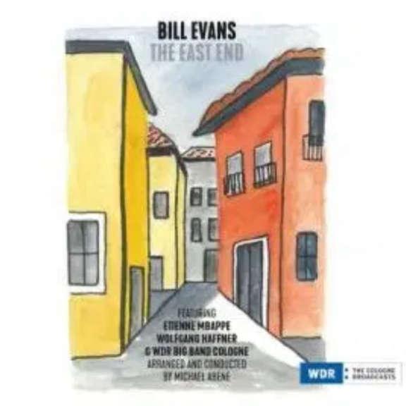 Bill Evans ft. WDR Big Band Cologne The East End    Oheistarvikkeet 2019