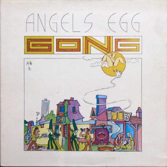 Gong Angel's Egg    Oheistarvikkeet 2019