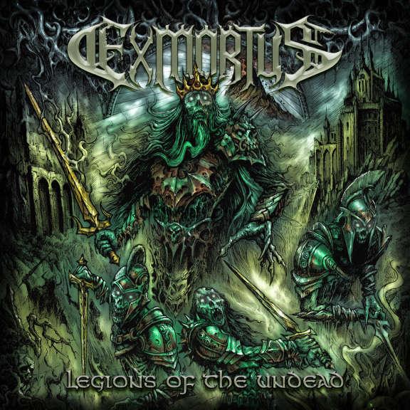 Exmortus Legions of the Undead   Oheistarvikkeet 2019