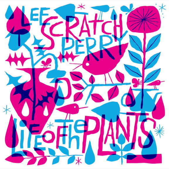"LLee ""Scratch"" Perry & Peaking Lights Life of the Plants LP 2019"