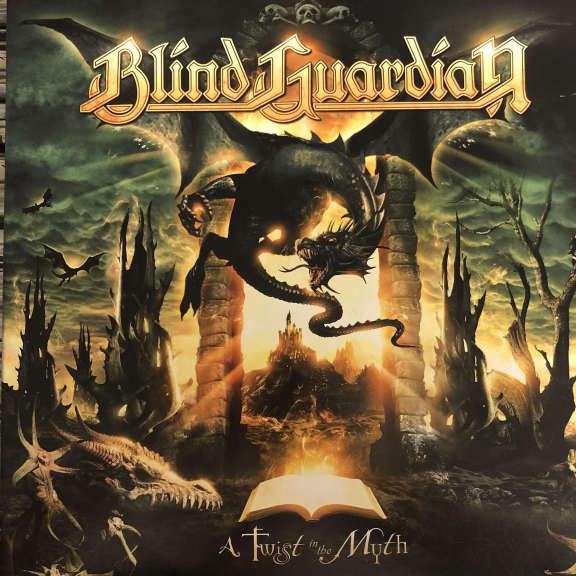 Blind Guardian A Twist In The Myth LP 2006