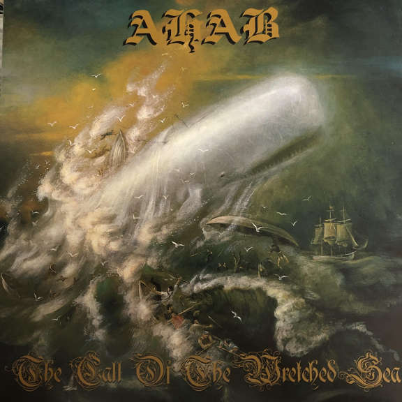Ahab The Call Of The Wretched Sea LP 2007