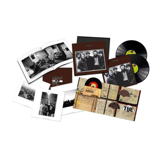 The Band The Band 50th Anniversary Super Deluxe LP 2019