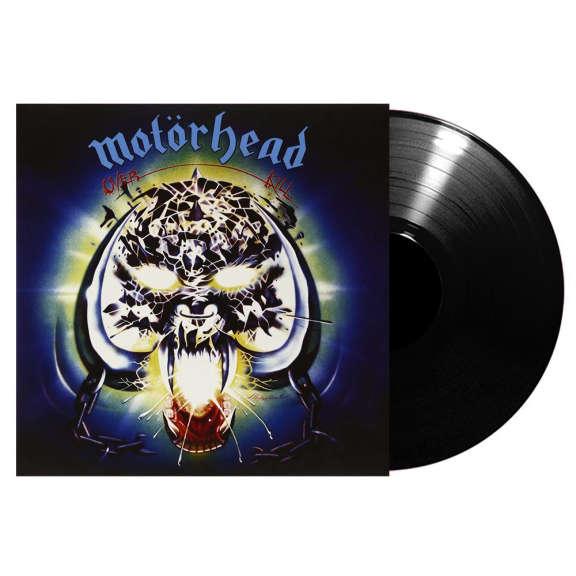 Motörhead Overkill LP 2019