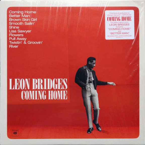 Leon Bridges Coming Home LP 2018