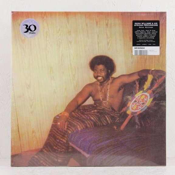 Shina Williams & His African Percussions Shina Williams LP 2019