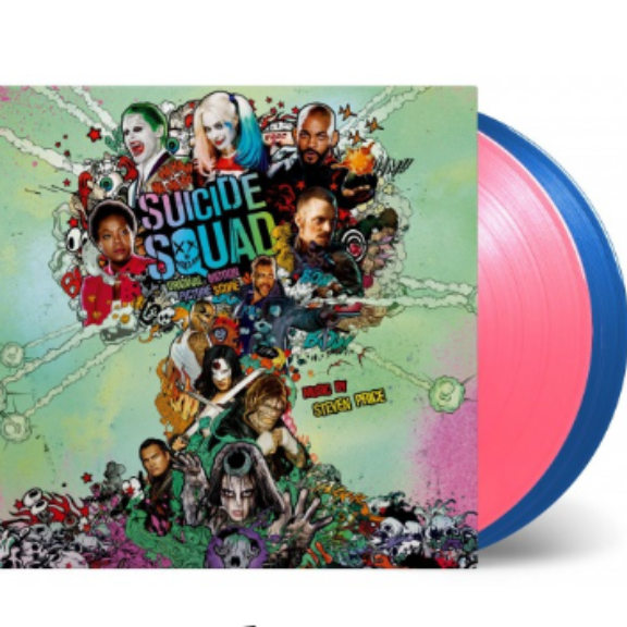 Various artists Suicide Squad OST LP 2019