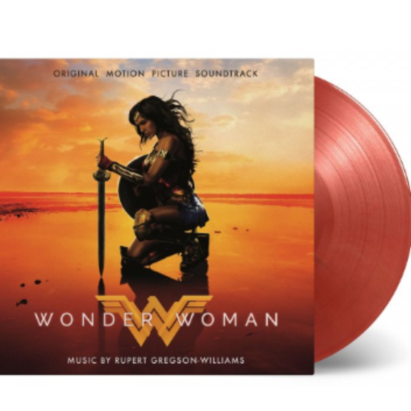 Various artists Wonder Woman OST LP 2019